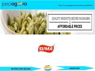 SVMA Exports - Spices, Grains, Distributor / Wholesaler and  Exporter-www.pepagora.com