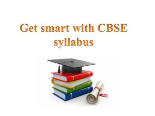 CBSE syllabus for Class 9 - Genextstudents.com