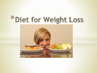 Power diet for quick weight loss