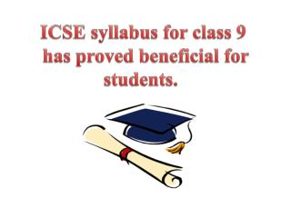 ICSE syllabus for class 9 at Genextstudents.com