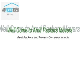 Avail the best Noida based Movers and Packers solutions