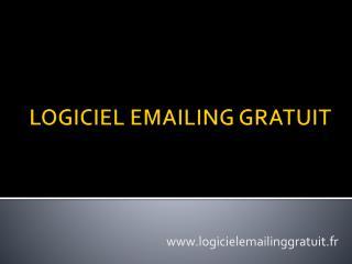 Logiciel Emailing Gratuit - Mailjet Avis