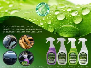 Eco Pearl Waterless Products-Pearl Waterless International