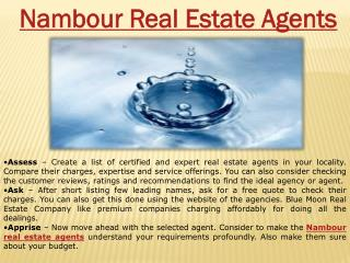 Nambour real estate agents