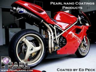 Is your vehicle coated with Pearl Nano Coatings already