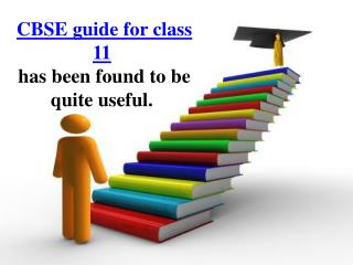 CBSE guide for class 11 at Genextstudents.com