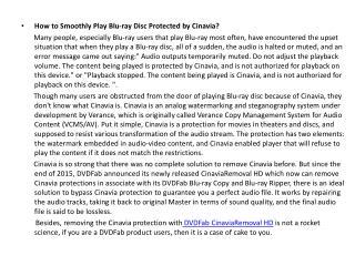 DVDFab CinaviaRemoval HD,cinavia removal,dvdfab cinavia,cinavia bypass