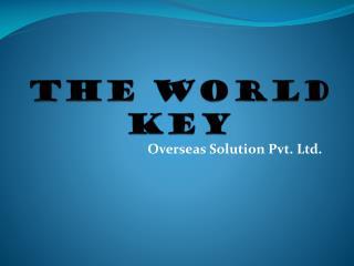 The world key Mohali
