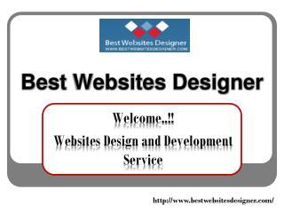 Web Designing Development Redesigning