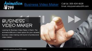 Animated Video Creator | Business Video Maker