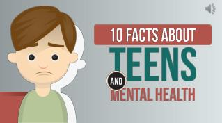 10 Facts About Teens and Mental Health