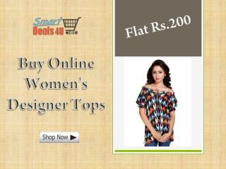 Buy online women's top | Smartdeals4u.com