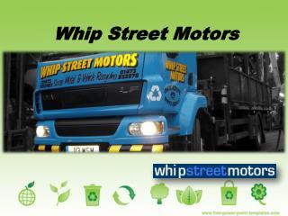 Scrap Car Ipswich