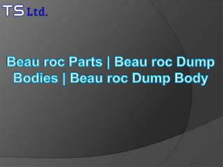 Sanchez Heil Beau roc body dump truck bodies dump beds and parts
