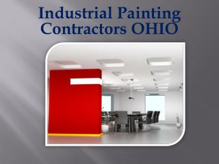 Industrial Painting Contractors OHIO