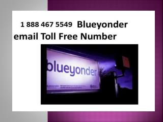 Blueyonder Customer Service 1 888 467 5549 Phone Number
