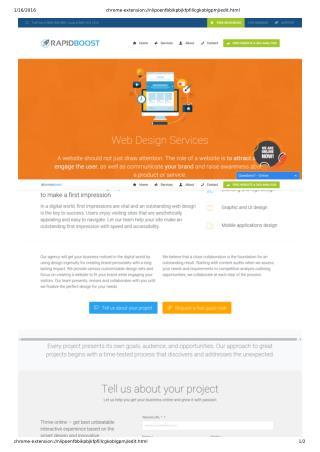 Benefits of Web Design Company in Edmonton