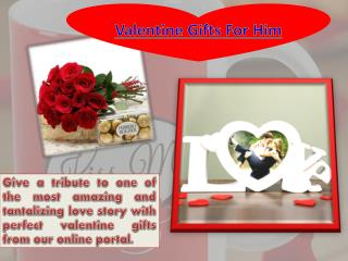 Best Valentine Gift For Him