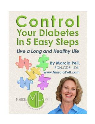 Diabetes Ebook: Control Your Diabetes In 5 Easy Steps- Live A Long And Healthy Life