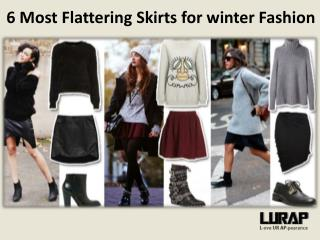 6 Most Flattering Skirts For Winter Fashion
