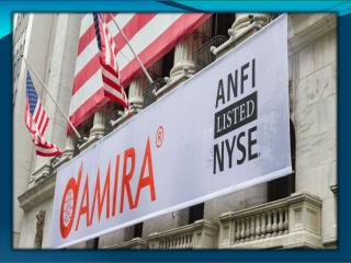 Company Shares of Amira Nature Foods Ltd (NYSE:ANFI) Rally 1.56%