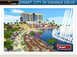SMART CITY IN DELHI