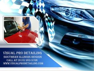 Personalized, focused services - Visual Pro Detailing