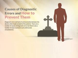 Causes of Diagnostic Error and How to Prevent Them
