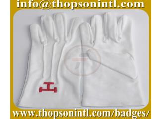 Royal Arch Cotton Gloves