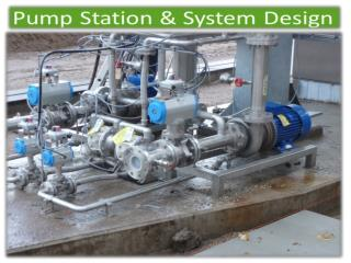 Pump Installation and Maintenance Service