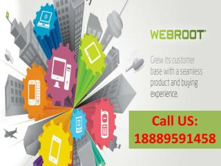 Call@18889591458 | Webroot Antivirus Tech Support Number