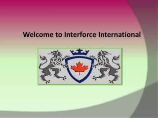 Residential Security Services | Interforce International