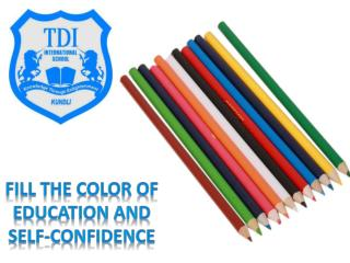 Best international School in Haryana-tdiinternationalschool.com