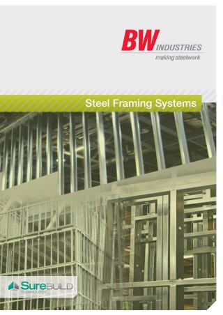 BW Industries - Steel Framing Systems