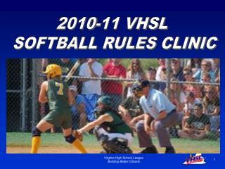 Virginia High School League Building Better Citizens