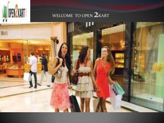 Open2kart.com - Best Online Shopping Site