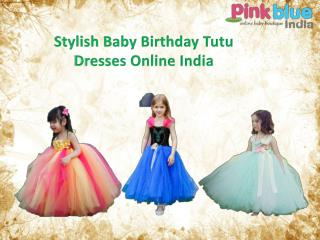 Exclusive Designer Baby Birthday Tutu Dresses for Toddlers