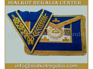 Craft Provincial Grand rank Apron & collar