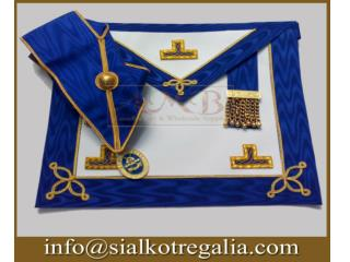 Craft Provincial undress Apron & collar