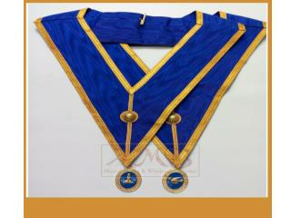 Masonic Craft provincial full dress collar