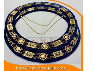 Craft lodge chain collar
