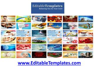 EditableTemplates - Design Templates, PowerPoint Templates and Website Templates