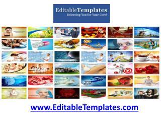 EditableTemplates - Design Templates, PowerPoint Templates and Website Templates