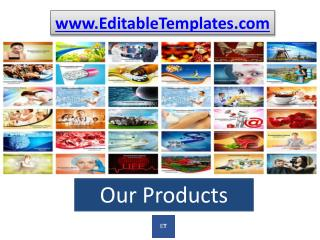 EditableTemplates - Design Templates Library