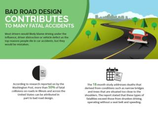 Bad Road Design Contributes to many fatal Accidents