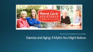 Exercise and Aging: 4 Myths You Might Believe