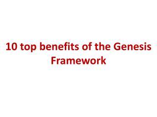 10 top benefits