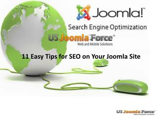 Joomla SEO service - US Joomla Force