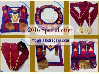 Masonic Royal Arch Principal Apron & sash
