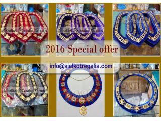 Royal Arch officer chain collar Grand